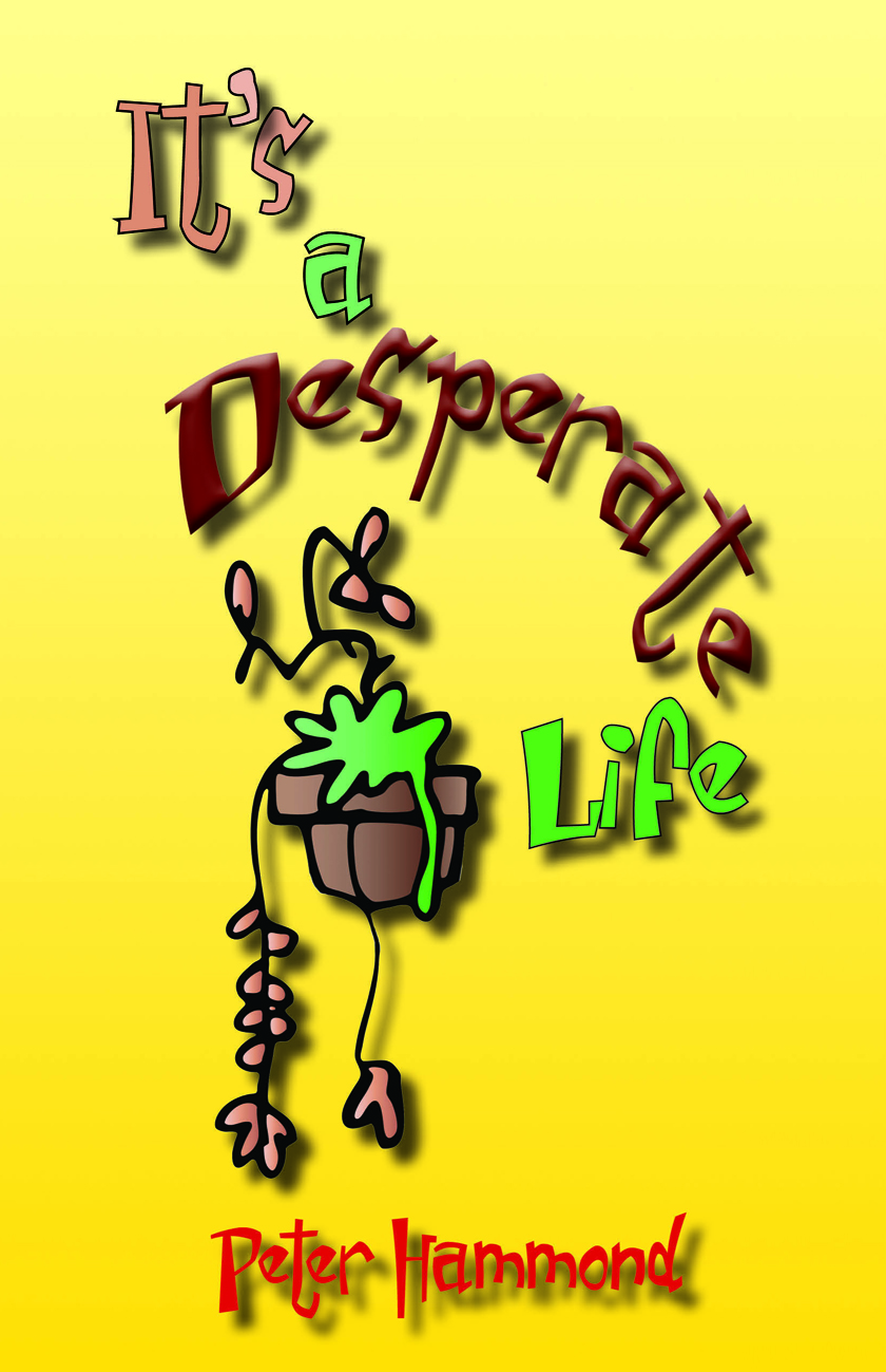 It's a Desperate Life - cover image